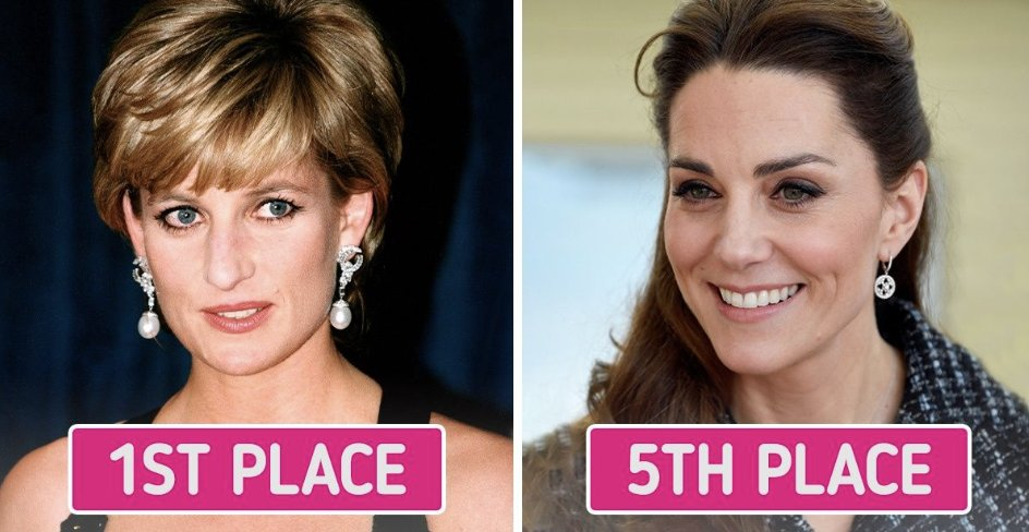 Princess Diana Is the Most Attractive Royal of All Time, According to Science